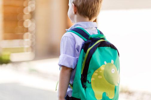 Drejt shkollës fillore