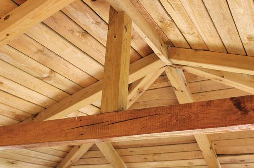 Projektimi dhe realizimi i çative prej druri