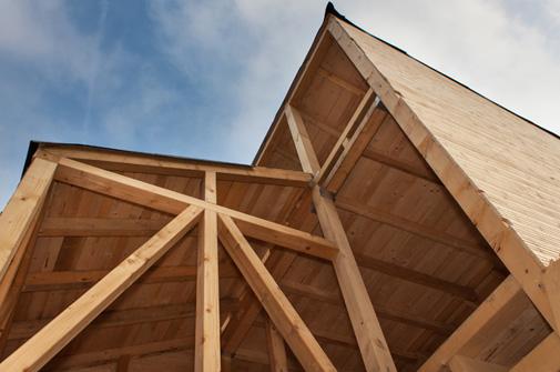 Projektimi i shtëpive prej druri me teknologjinë X-Lam